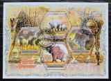 Poštovní známky Pobřeží Slonoviny 2018 Africká fauna Mi# N/N