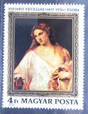 Poštovní známka Maďarsko 1976 Umění, Tizian Mi# 3135