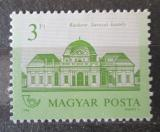 Poštovní známka Maďarsko 1986 Zámek rodiny Savoya Mi# 3855