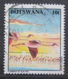 Poštovní známka Botswana 1994 Plameňák malý Mi# 570