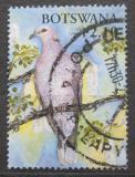 Poštovní známka Botswana 2005 Hrdlička červenooká, vánoce Mi# 822