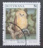 Poštovní známka Botswana 1997 Ketupa Pelova Mi# 629