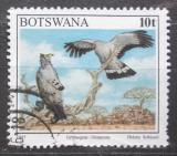 Poštovní známka Botswana 1997 Jestřábec pochpovitý Mi# 630