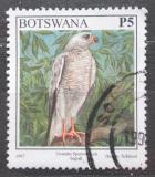 Poštovní známka Botswana 1997 Krahujec ovampský Mi# 645