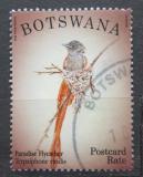 Poštovní známka Botswana 2014 Lejskovec nádherný Mi# 983