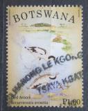 Poštovní známka Botswana 2014 Tenkozobec opačný Mi# 977