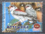 Poštovní známka Botswana 2001 Polyhierax semitorquatus Mi# 719