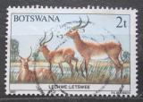 Poštovní známka Botswana 1987 Voduška červená Mi# 404