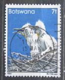 Poštovní známka Botswana 1982 Volavka rusohlavá Mi# 305