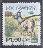 Poštovní známka Botswana 2002 Kudu velký Mi# 753