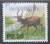 Poštovní známka Botswana 2002 Sitatunga Mi# 756