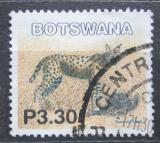 Poštovní známka Botswana 2002 Serval Mi# 758