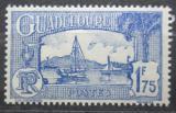Poštovní známka Guadeloupe 1938 Plachetnice v přístavu Pointe-a-Pitre Mi# 121