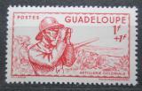 Poštovní známka Guadeloupe 1941 Obrana země Mi# 163