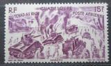 Poštovní známka Guadeloupe 1946 Od Čadu k Rýnu Mi# 210
