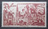 Poštovní známka Guadeloupe 1946 Od Čadu k Rýnu Mi# 213