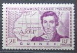 Poštovní známka Francouzská Guinea 1939 René Caillié Mi# 163