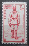 Poštovní známka Francouzská Guinea 1941 Obrana země Mi# 177
