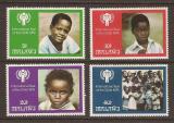 Poštovní známky Malawi 1979 Mezinárodní rok dětí Mi# 328-31