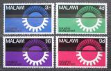 Poštovní známky Malawi 1967 Průmyslový rozvoj Mi# 72-75