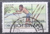 Poštovní známka Botswana 1995 Rybolov Mi# 578