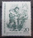 Poštovní známka Západní Berlín 1969 Švec Mi# 334