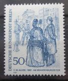 Poštovní známka Západní Berlín 1969 U Brandenburské brány Mi# 337