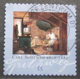 Poštovní známka Německo 2008 Umění, Carl Spitzweg Mi# 2648