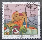 Poštovní známka Německo 1998 Bad Frankenhausen Mi# 1978