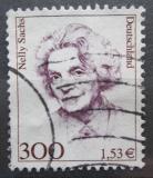 Poštovní známka Německo 2001 Nelly Sachs, spisovatelka Mi# 2159