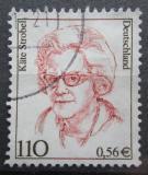 Poštovní známka Německo 2000 Käte Strobel, politička Mi# 2150
