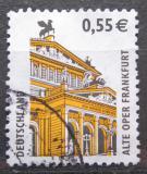 Poštovní známka Německo 2002 Stará opera ve Frankfurtu Mi# 2300 A