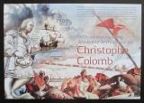 Poštovní známka Burundi 2012 Kryštof Kolumbus neperf. Mi# Block 297 B