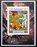 Poštovní známka Manáma 1971 Apollo 15 neperf. Mi# Block 117 B Kat 20€