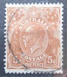 Poštovní známka Austrálie 1932 Král Jiří V. Mi# 103 X