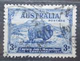 Poštovní známka Austrálie 1934 Ovce Mi# 124 Kat 6€