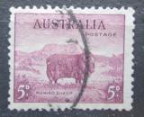 Poštovní známka Austrálie 1938 Ovce Mi# 145 A