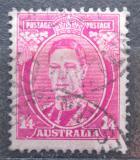 Poštovní známka Austrálie 1938 Král Jiří VI. Mi# 149 A