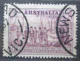 Poštovní známka Austrálie 1937 Vznik Nového Jižního Walesu Mi# 155 Kat 9.50€