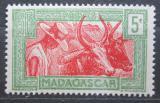 Poštovní známka Madagaskar 1930 Zebu Mi# 183