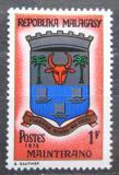 Poštovní známka Madagaskar 1972 Znak Maintirano Mi# 646