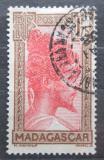 Poštovní známka Madagaskar 1933 Domorodec Mi# 200