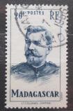 Poštovní známka Madagaskar 1946 Maršál Joffre Mi# 404