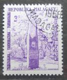 Poštovní známka Madagaskar 1962 Památník nezávislosti, doplatní Mi# 43