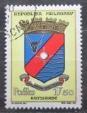 Poštovní známka Madagaskar 1964 Znak Antsirabe Mi# 509