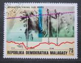 Poštovní známka Madagaskar 1976 Průzkum Marsu Mi# 814