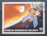 Poštovní známka Madagaskar 1976 Průzkum Marsu Mi# 815