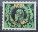 Poštovní známka Bavorsko 1911 Luitpold Bavorský Mi# 92 A