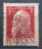 Poštovní známka Bavorsko 1911 Luitpold Bavorský Mi# 78