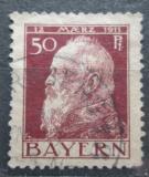 Poštovní známka Bavorsko 1911 Luitpold Bavorský Mi# 83
